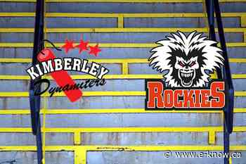 Dynamiters host Rockies this evening | Columbia Valley, East Kootenay, Invermere, Kimberley - E-Know.ca