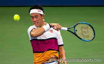 Kei Nishikori Provides Injury Update after Davis Cup Withdrawal - Essentially Sports