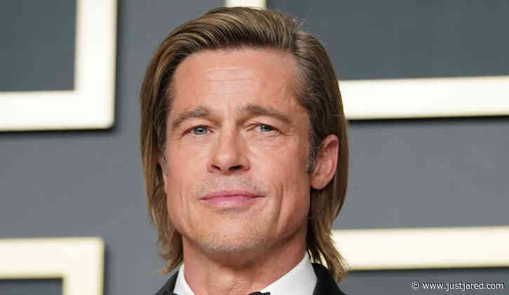 Brad Pitt's 'Mystery Woman' Revealed to Be This Celebrity