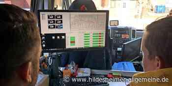 Moderner Kamerawagen untersucht Straßenzustand in Harsum - www.hildesheimer-allgemeine.de