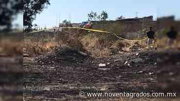 Torturado y con narcomensaje, hallan cuerpo de un hombre en Huitzuco, Guerrero - Noventa Grados