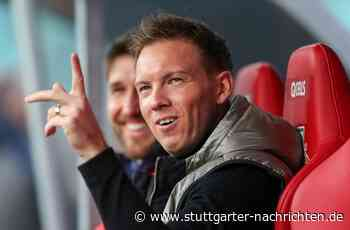 Abgefahrener Trainer von RB Leipzig - Warum Julian Nagelsmann mit dem Skateboard kommt - Stuttgarter Nachrichten