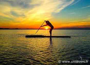 Balade en paddle Andernos-les-Bains, 19 mars 2020 - Unidivers
