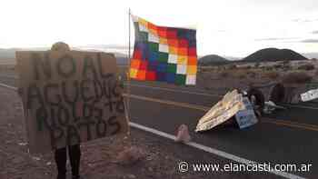 """La Asamblea Pucará dijo que son """"ninguneados"""" por el juez Cerda - El Ancasti Editorial"""