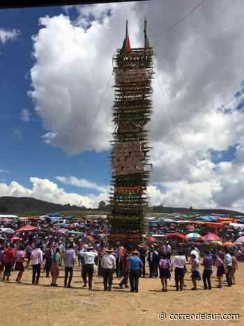 Espectacular Pucara de Yamparáez en la fiesta por San Pablo de la Misión - Correo del Sur