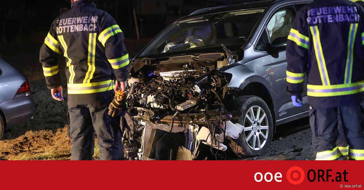 Drei Verletzte bei Unfall in Rottenbach - ORF.at