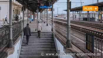 Bahnhofsumbau: Kauferings Bürgermeister spricht mit der Bahn - Augsburger Allgemeine