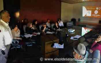 Realizan primera sesión del Consejo de Protección Civil de Jaral del Progreso - El Sol de Salamanca