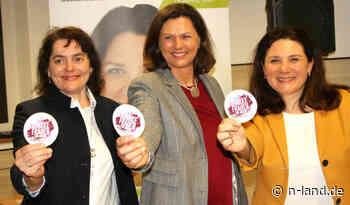 Ilse Aigner warb in Alfeld für CSU-Kandidatinnen - N-Land.de