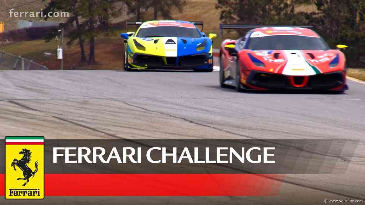 Ferrari Challenge North America - Road Atlanta 2020, Trofeo Pirelli Race 2