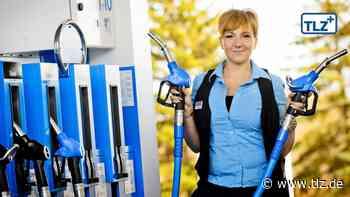 Mühlhäuserin übernimmt Tankstelle in Bad Langensalza - Thüringische Landeszeitung