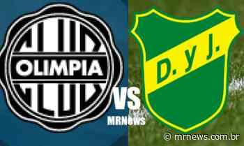 Assistir Olimpia x Defensa y Justicia ao vivo, online e grátis pela Libertadores da América 2020, hoje, quarta (11/03) - MRNews