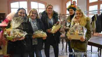 Wormhout : Andréa Wecksteen remporte le concours de podingue - La Voix du Nord