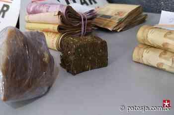 Operação contra o tráfico de drogas em Vazante e Patos de Minas, prende sete pessoas - Patos Já