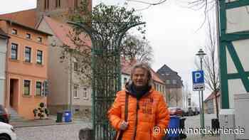 Geburtstagslied feiert Altentreptow - Nordkurier