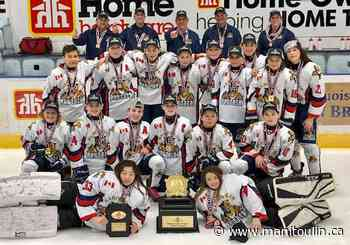 Peewee B Panthers take Iroquois Falls Tournament of Champions - Manitoulin Expositor