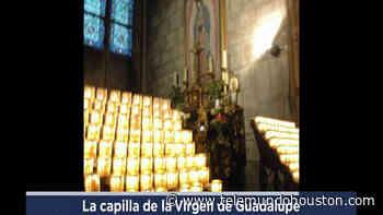 Capilla de la Virgen de Guadalupe en Notre Dame - Telemundo Houston