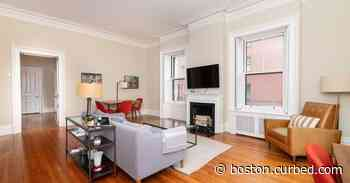 Back Bay two-bedroom with a big private terrace asks $1,000-plus a square foot - Curbed Boston
