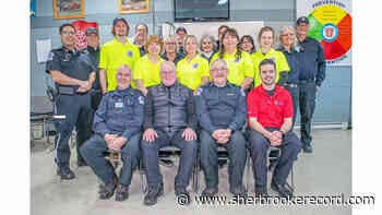 Town of Brome Lake First Responders gain 5 new members - Sherbrooke Record
