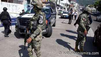 Refuerzan seguridad en Cocula tras enfrentamiento - Noticias en la mira