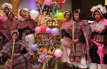 Tarabuco: promueven el Gran Pukara y Pujllay 2020 - Bolivia.com