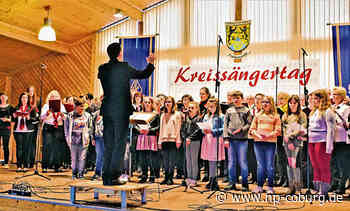 Steinwiesen: Sänger brauchen dringend Neuzugänge - Neue Presse Coburg
