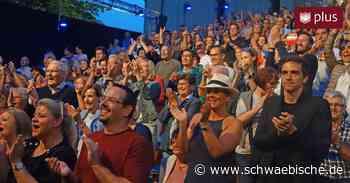 Sommerbühne 2020 in Blaubeuren – das ist das Programm - Schwäbische