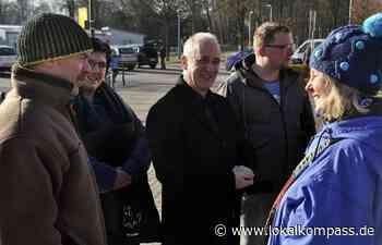 Schon 87 Unterstützungsunterschriften: Bedburg-Hauer unterschreiben für die Bürgermeisterkandidatur von Stefan Veldmeijer - Lokalkompass.de