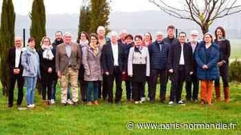 Municipales 2020. Philippe Doom dévoile son programme à Saint-Aubin-sur-Gaillon - Paris-Normandie