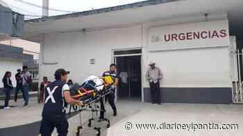 Muere hombre de 60 años tras caer de una barda, en Cosamaloapan - Diario Eyipantla