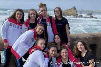 Notre-Dame-de-Gravenchon. Les 10L patineuses sélectionnées pour l'INTERNATIONAL - Le Courrier Cauchois