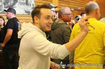 21. Dorf-Darts-Turnier in Deizisau: 62 Teams lassen die Pfeile fliegen - esslinger-zeitung.de