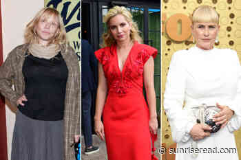 Courtney Love wants Patricia Arquette's stylist fired for Emmys Sackler bag - Sunriseread