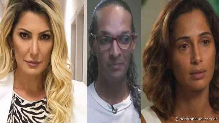Antonia Fontenelle rebate Camila Pitanga após publicação sobre a trans Suzy - NaTelinha