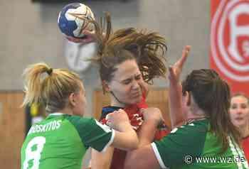 Handball: Fortuna-Damen verlieren gegen Marpingen-Alsweiler - Westdeutsche Zeitung