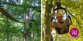 Sortie loisirs : Sherwood parc Sherwood parc Viarmes 30 juin 2020 - Unidivers