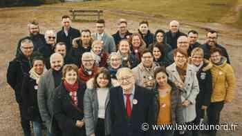 Aniche : Michel Meurdesoif à la reconquête de son mandat avec une liste communistes et apparentés - La Voix du Nord