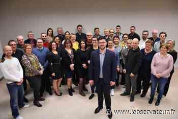 Aniche : Xavier Bartoszek prêt à être à 100% pour sa ville - L'Observateur