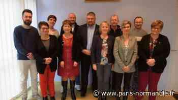 Municipales : à Guerville, le maire Etienne Lannel repart en campagne - Paris-Normandie