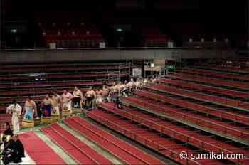 Erstes Sumo-Geister-Turnier in Osaka gestartet - Sumikai