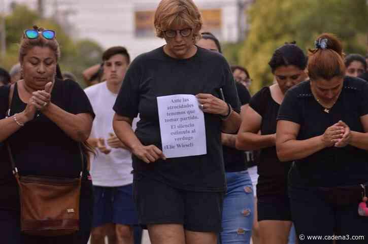 Masiva marcha en Totoral en reclamo de justicia por Denise - Cadena 3