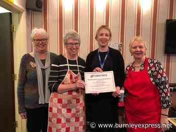 Valley community café has fundraising for Rosemere on a plate - Burnley Express