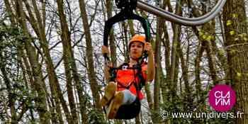 Sortie loisirs : Parc Aventure Land Parc Aventure Land Magny-en-Vexin 20 juin 2020 - Unidivers