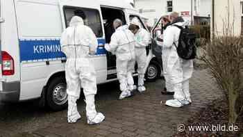 Wandlitz in Brandenburg - Vietnamese in seiner Wohnung erstochen - BILD