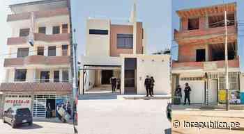 Fiscalía y PNP incautan propiedades a gerente municipal de Salitral - LaRepública.pe