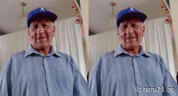 ¡Ayúdanos a encontrarlo! Antonio Fernández Vílchez desapareció en Bagua Grande - Diario Perú21