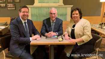 Dr. Theo Waigel blickt in Pfronten auf die Weltpolitik und diskutiert mit Bürgern | Füssen - kreisbote.de