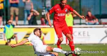 Auch Kevin Lahn bleibt Fußball-Regionalligist TSV Steinbach-Haiger treu - mittelhessen.de