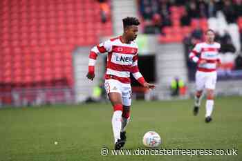 'It's a bit colder than London' - Jason Lokilo talks acclimatising to life at Doncaster Rovers - Doncaster Free Press
