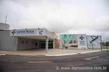 Hospital Regional Santa Rosa em Abaetetuba é entregue à população do Baixo Tocantins - Diário Online